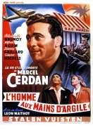 Affiche du film L'homme Aux Mains d'argile
