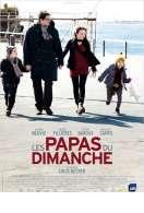 Affiche du film Les Papas du dimanche