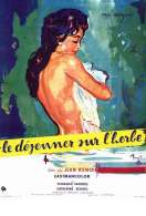 Affiche du film Le d�jeuner sur l'herbe