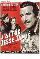 Affiche du film J'ai tu� Jesse James