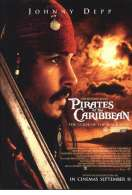 Affiche du film Pirates des Caraïbes, la malédiction du Black Pearl