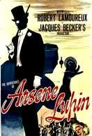 Affiche du film Les aventures d'Ars�ne Lupin