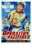Affiche du film Operation dans le Pacifique