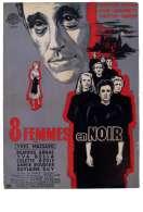 Huit Femmes en Noir, le film