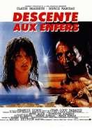 Affiche du film Descente aux enfers