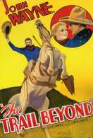 Affiche du film The Trail Beyond
