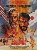Affiche du film Duel dans le Pacifique