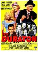 Affiche du film Les Duraton