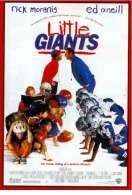 Affiche du film Les Petits Geants