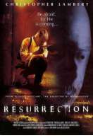 Affiche du film R�surrection