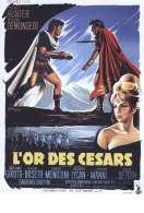 Affiche du film L'or des Cesars