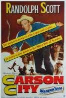 Affiche du film Les Conquerants de Carson City