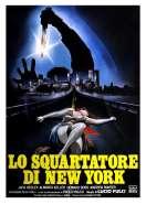 Affiche du film L'eventreur de New York