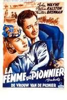 La Femme du Pionnier, le film