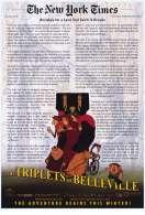 Les triplettes de Belleville, le film