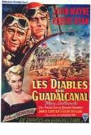 Affiche du film Les diables de Guadalcanal