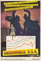 Affiche du film Les bas fonds new-yorkais
