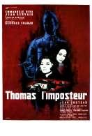Affiche du film Thomas l'imposteur