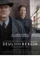 Affiche du film Seul dans Berlin