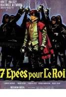 Affiche du film Sept Epees Pour le Roi