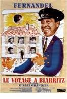 Affiche du film Le Voyage a Biarritz