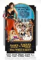 Affiche du film Wild party
