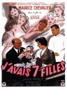 Affiche du film J'avais Sept Filles