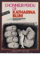 Affiche du film L'honneur perdu de Katharina Blum