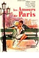 Affiche du film Les Amours de Paris