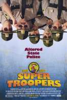 Affiche du film Super Troopers
