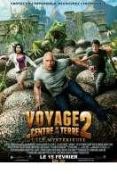 Affiche du film Voyage au centre de la Terre 2 : L'île mystérieuse