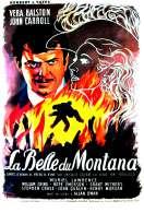 Affiche du film La Belle du Montana