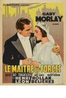 Affiche du film Le Maitre de Forges