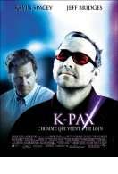 Affiche du film K-Pax - L'homme qui vient de loin