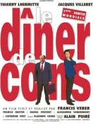Affiche du film Le d�ner de cons