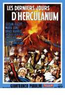 Affiche du film Les Derniers Jours d'herculanum