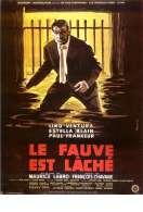 Affiche du film Le fauve est lach�