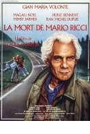 Affiche du film La Mort de Mario Ricci