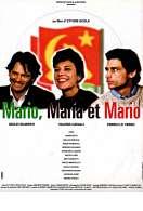 Affiche du film Mario, Maria et Mario