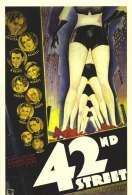 Affiche du film Quarante-deuxi�me rue