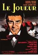 Affiche du film Le joueur