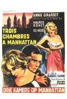 Affiche du film Trois chambres � Manhattan