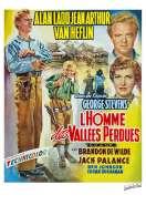 Affiche du film L'homme des vall�es perdues
