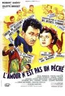 Affiche du film L'amour N'est Pas Un Peche