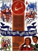 Affiche du film Vive Henri Iv Vive l'amour