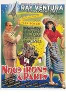 Nous irons à Paris, le film