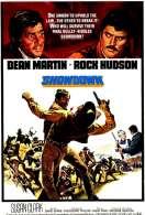 Affiche du film Duel dans la Poussiere