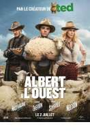 Affiche du film Albert � l'ouest