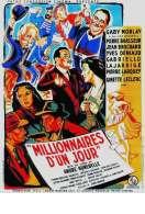 Affiche du film Millionnaires d'un Jour