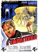 Affiche du film L'imposteur